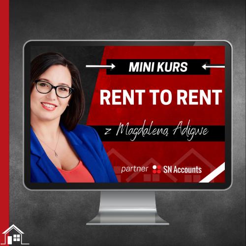 Mini kurs Rent to Rent